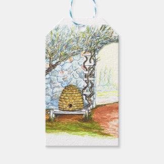 rockwall crop gift tags