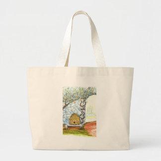 rockwall crop large tote bag