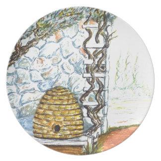 rockwall crop plate