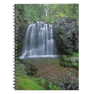 Rockwell Falls in the Two Medicine Valley of Notebooks