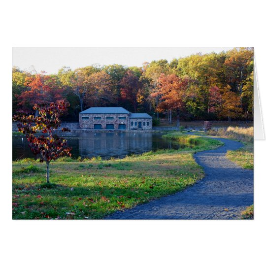 Rockwell Park 2014 - Blank Greeting Card
