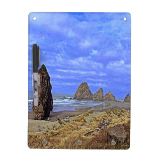 Rocky Beach Dry Erase Whiteboard