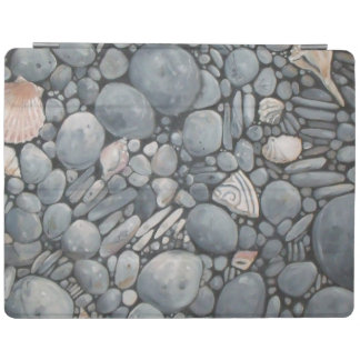 Rocky Beach House Nature iPad Cover