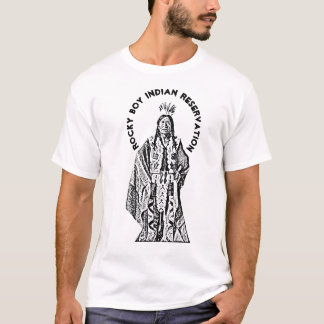 Rocky Boy Indian Reservation T-Shirt