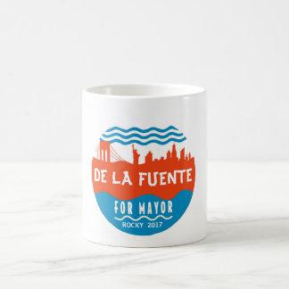 Rocky De La Fuente for Mayor Coffee Mug