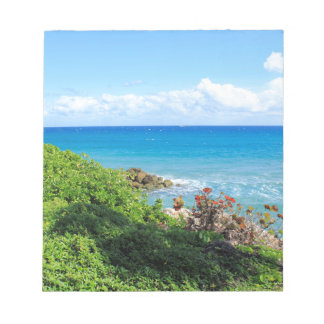 rocky-foliage-coast-deerfield-beach-4s6490 notepad