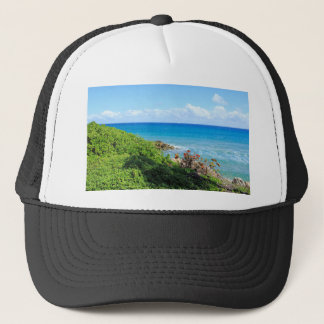 rocky-foliage-coast-deerfield-beach-4s6490 trucker hat