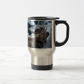 Rocky Mountain Elk Coffee Mugs