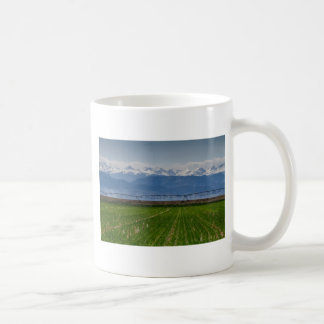 Rocky Mountain Farming View Coffee Mug