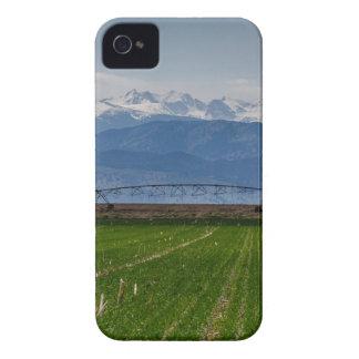 Rocky Mountain Farming View iPhone 4 Case