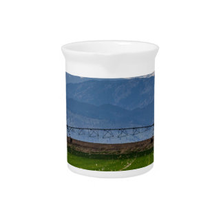 Rocky Mountain Farming View Pitcher