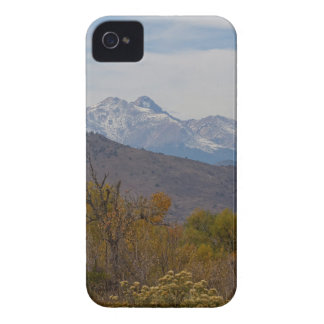 Rocky Mountain Foothills View Case-Mate iPhone 4 Case