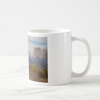Rocky Mountain Foothills View Coffee Mug