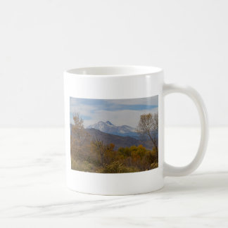 Rocky Mountain Foothills View Coffee Mug