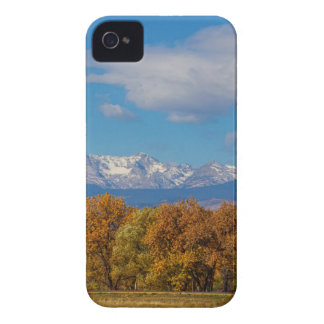 Rocky Mountain Front Range Colorful View Case-Mate iPhone 4 Cases