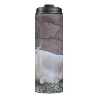 Rocky Mountain Goat Thermal Tumbler
