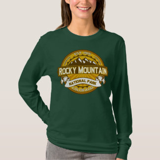 Rocky Mountain Goldenrod T-Shirt