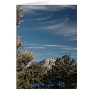 Rocky Mountain High 2 Card