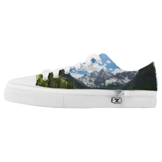 Rocky Mountain High Low Tops