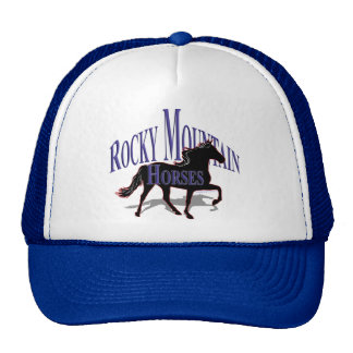 Rocky Mountain Horses - Personalize It Hat