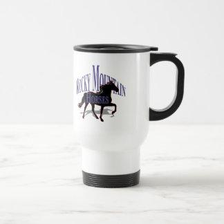 Rocky Mountain Horses - Personalize It Coffee Mugs