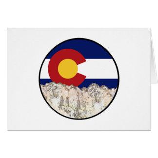 Rocky Mountain Love Card