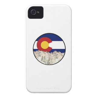 Rocky Mountain Love iPhone 4 Cover