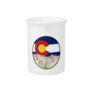 Rocky Mountain Love Pitcher