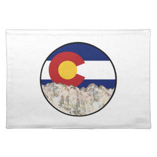 Rocky Mountain Love Placemat
