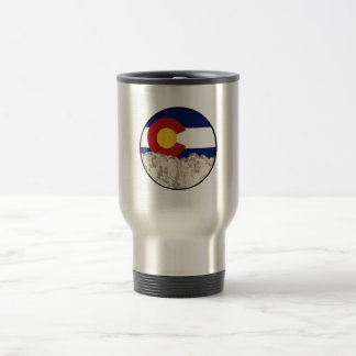 Rocky Mountain Love Travel Mug