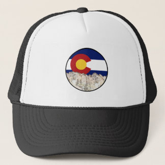 Rocky Mountain Love Trucker Hat