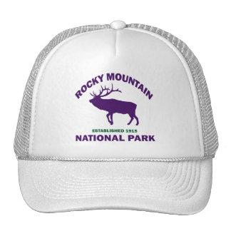 ROCKY MOUNTAIN NATIONAL PARK CAP