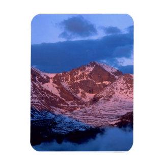 Rocky Mountain National Park, CO Rectangular Photo Magnet