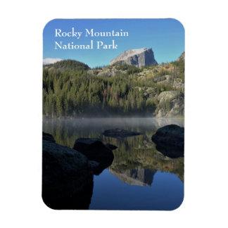 Rocky Mountain National Park Hallett Peak Magnet