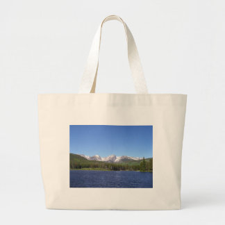 Rocky Mountain National Park Jumbo Tote Bag