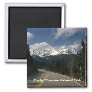 Rocky Mountain National Park Magnets
