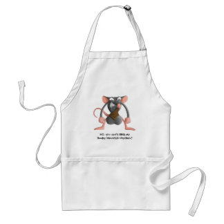 Rocky Mountain Oysters Rat Apron