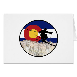 Rocky Mountain Pass Card