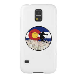 Rocky Mountain Pass Case For Galaxy S5