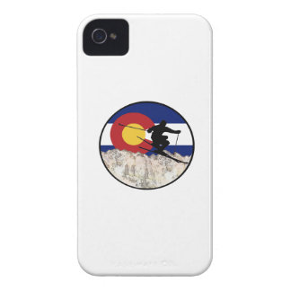 Rocky Mountain Pass Case-Mate iPhone 4 Cases