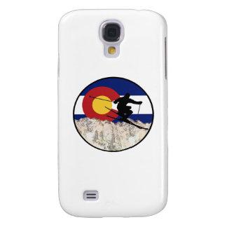 Rocky Mountain Pass Galaxy S4 Case