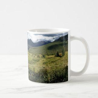Rocky Mountain Rainbow Coffee Mug
