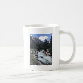 Rocky Mountain Stream Coffee Mug