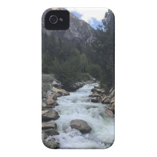 Rocky Mountain Stream iPhone 4 Case