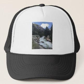 Rocky Mountain Stream Trucker Hat