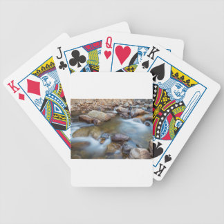 Rocky Mountain Streaming Dreaming Bicycle Playing Cards