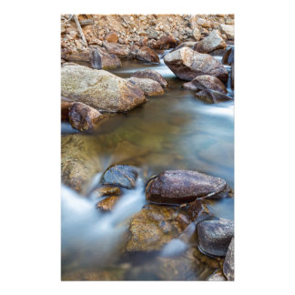 Rocky Mountain Streaming Dreaming Stationery