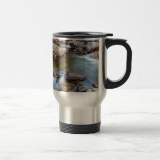 Rocky Mountain Streaming Dreaming Travel Mug