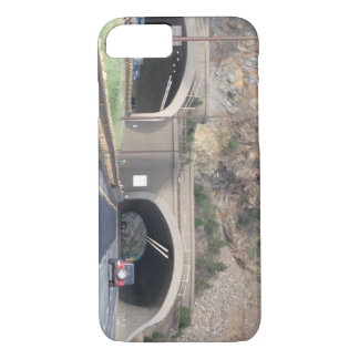Rocky Mountain Tunnel iPhone 8/7 Case