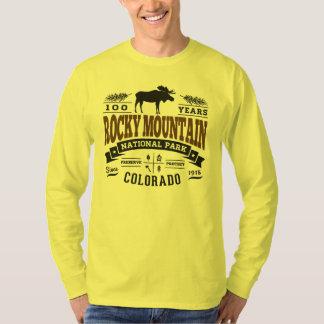 Rocky Mountain Vintage Mocha Tshirt